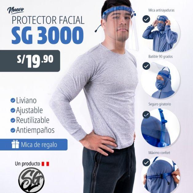 PROTECTOR FACIAL SG3000
