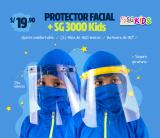 PROTECTOR FACIAL SG KIDS