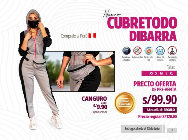 CUBRETODO SG DIBARRA