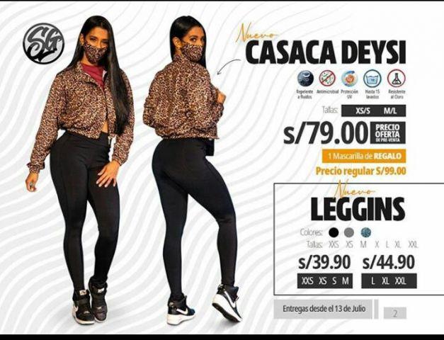 CASACA SG DEYSI