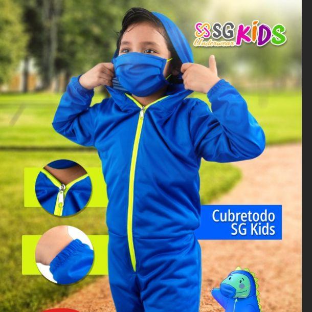 CUBRETODO SG KIDS NIÑO