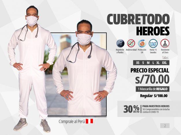 CUBRETODO SG HEROES