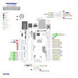 Classic UNO R3 ATmega16U2 ATmega328P-PU - Compatible con Arduino