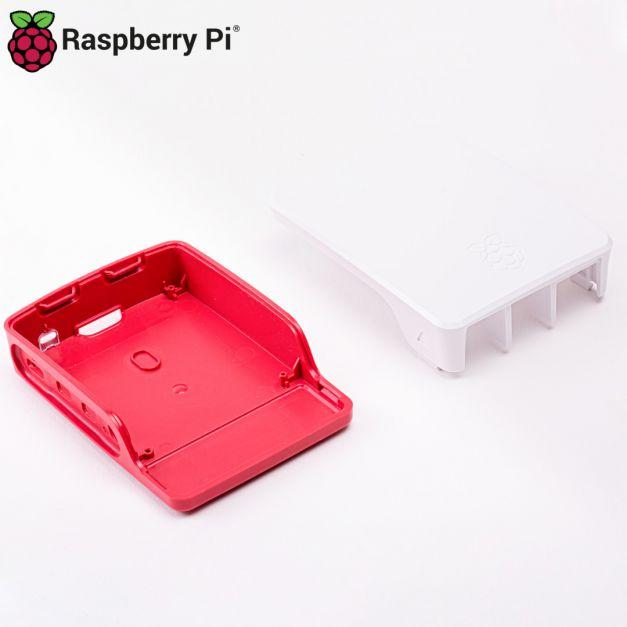 Case oficial Raspberry Pi para modelos 4B