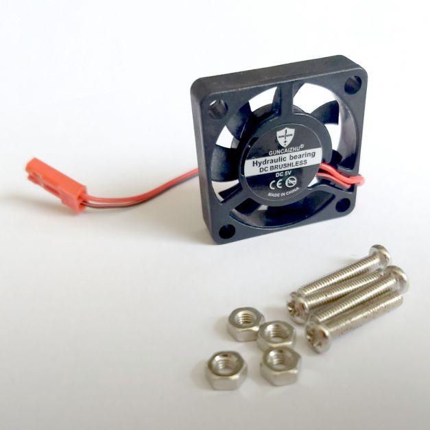 Ventilador para Raspberry Pi 4B