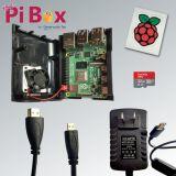 Kit Esencial con Ventilador y switch on/off - Raspberry Pi 4B (2GB / 4GB / 8GB)