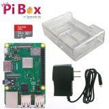 Kit Ultra Básico - Raspberry Pi 3B+