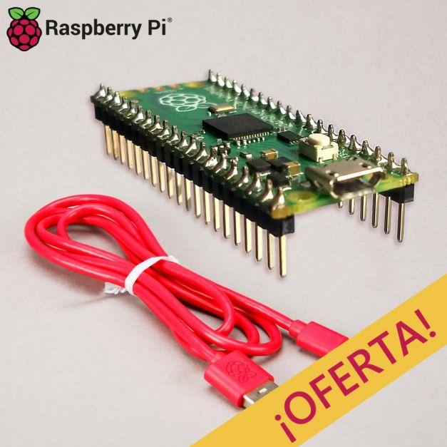 Kit Pico + Espadines soldados + Cable micro USB - ¡OFERTA!