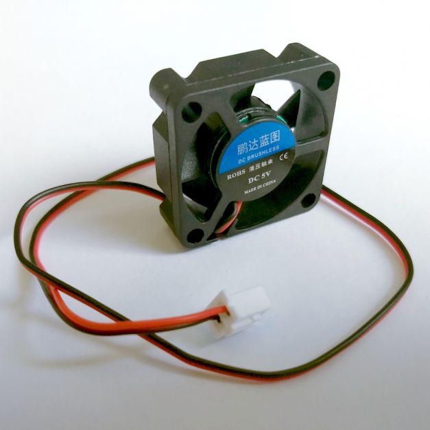 Ventilador para Raspberry Pi 3B / 3B+