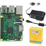 Kit Raspberry Pi 3B / Adaptador / Disipadores