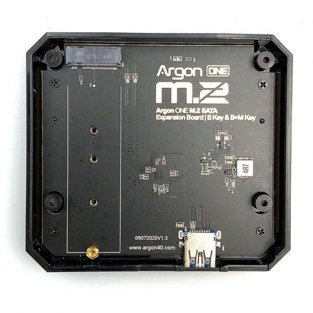 Argon ONE M.2 - Tarjeta de Expansión para SSD