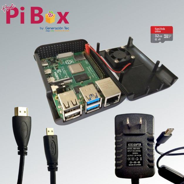 Kit Raspberry Pi 4B (4GB / 8GB)