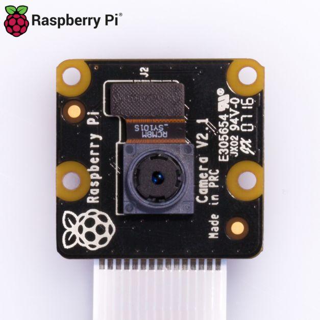 Cámara Raspberry Pi NoIR (con visión infrarroja)