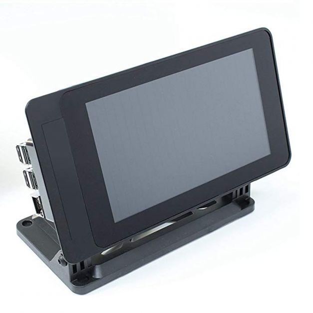 SmartiPi Touch - case para pantalla oficial Raspberry Pi.