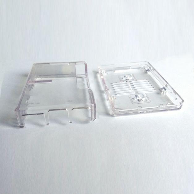 Case transparente para Raspberry Pi 3B/ 3B+