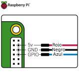 Ventilador Para Case Raspberry Pi 4B Oficial