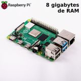 Raspberry Pi 4B de 8GB