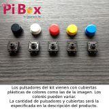 Kit Básico - Componentes para Raspberry Pi Pico