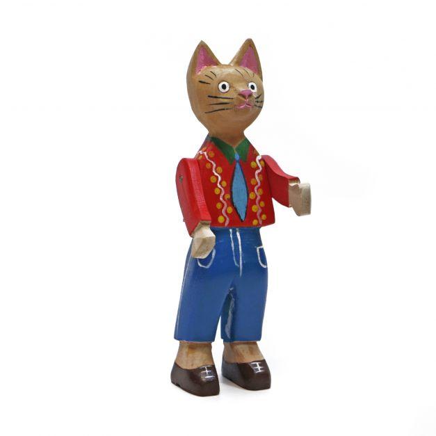 Muñeco gato