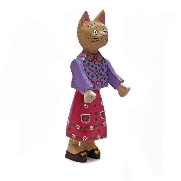 Muñeca gata