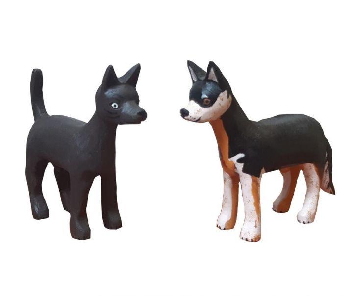 Pareja de perros