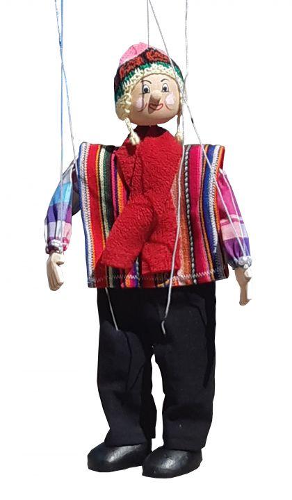 Marioneta cholito