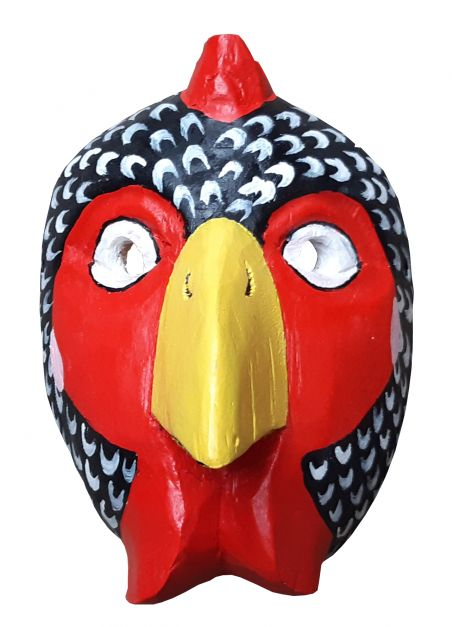Máscara de Gallo
