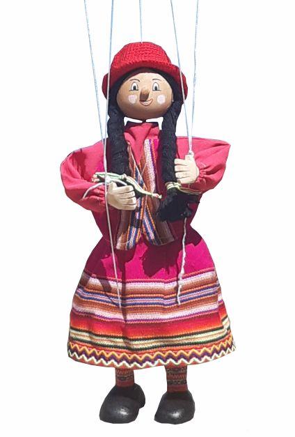 Marioneta cholita