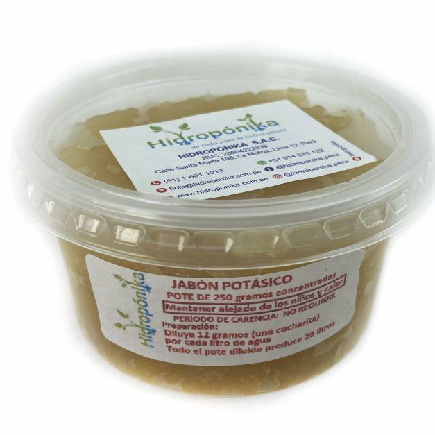 Jabón Potásico en pasta - 250 gramos