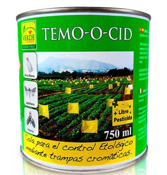 COLA ENTOMOLÓGICA TEMO-O-CID LATA DE 750ML
