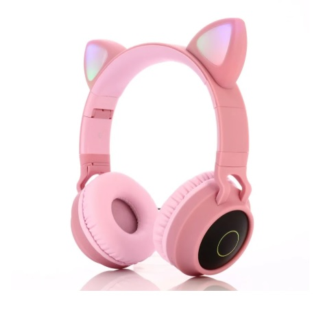 AURICULARES CATS EARS BLUETOOTH