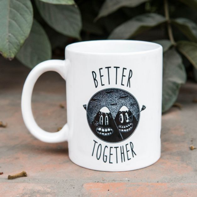 MUG BETTER TOGETHER