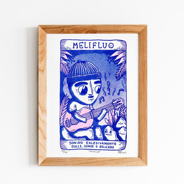 MELIFLUO // Print