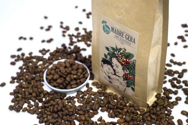 Café orgánico 250 g.