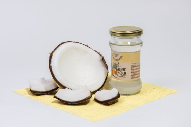 Aceite de coco 150 g.