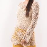 Bluson Crochet - Ana
