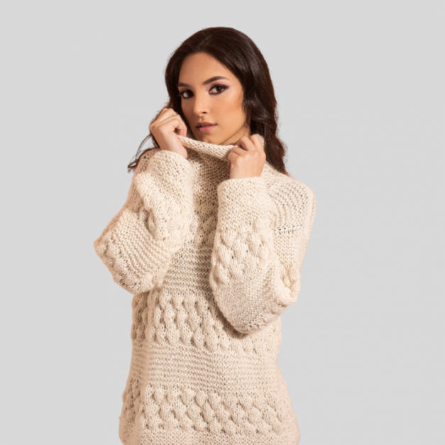 Sweater relieve - Felicita