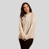 Sweater Trenza Dora