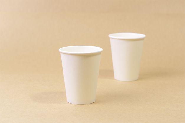 Vaso 8, 12 y 16 Oz (PAPEL 90%, PLA 10%)