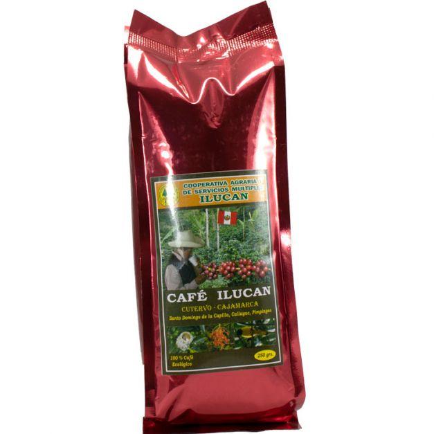 CAFÉ ECOLÓGICO (Empaque rojo - sellado) X 3 und
