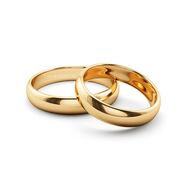 Aros de Matrimonio 4