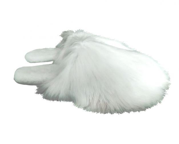 Pantuflas Suri blanco