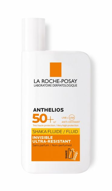Anthelios Shaka Fluido SP50+ Sin Color 50 ml