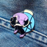 Pin Metálico Shinji