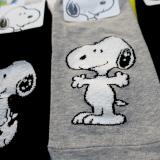 Medias Snoopy Taloneras Grandes