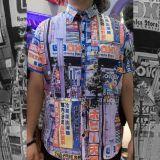 Camisa Calles de Tokyo