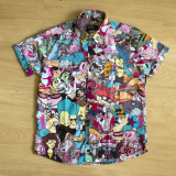Camisa Retrodibujos
