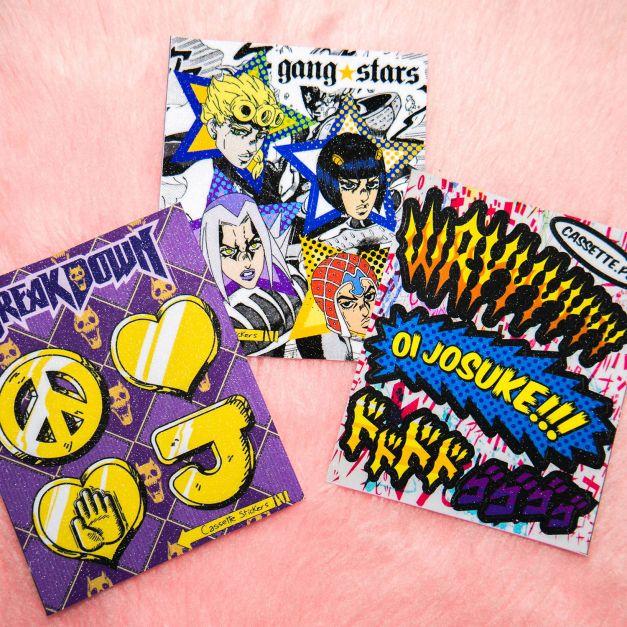 Jojo Stickers
