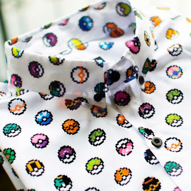 Camisa Pokebolas