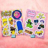 80s 90s Stickers